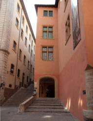 Le musée Gadagne, vue extérieure