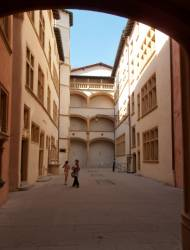 La Cour du musée Gadagne