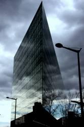 Immeuble Le Carat, avenue Thiers dans le 6e arrondissement de Lyon.