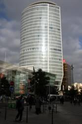 La tour Oxygène, dans le quartier de la Part-Dieu