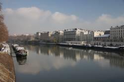 Le quai Maréchal Joffre