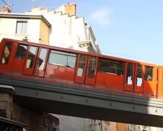 La Ficelle. Quartier Saint-Jean