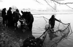 Pêche dans la Dombes 18/36 : Vue générale.