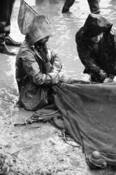 Pêche dans la Dombes 12/36 : Arrivés vers la digue (artificielle...