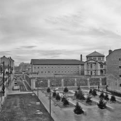Vue générale d'une partie de la prison