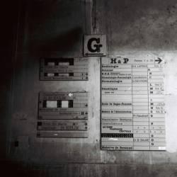 Signalétique du bâtiment