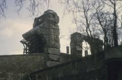 Aqueducs anciens, plateau de Fourvière
