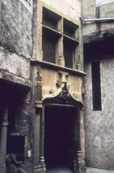 Porte Gothique de la Tour de Bellièvre