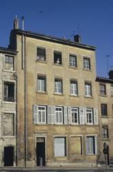 Immeuble, rue des Chevaucheurs