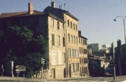 Immeubles, rue des Chevaucheurs