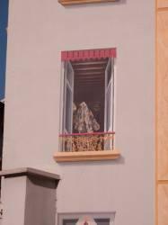 La fresque du Théâtre des Charpennes