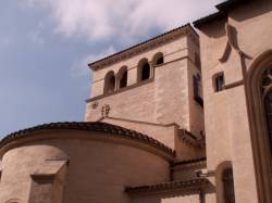 Chevet de la Basilique Saint-Martin d'Ainay