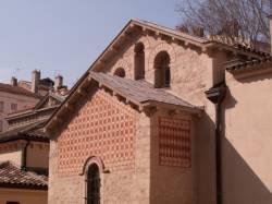 Basilique Saint-Martin d'Ainay : chapelle Sainte-Blandine