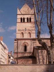 Clocher de la Basilique Saint-Martin d'Ainay