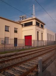 L'usine Alstom sur la ligne de l'Est