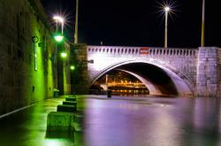 Le pont Bonaparte. 3/5