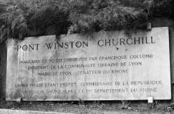Le pont Winston Churchill. 1/4
