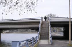 Le pont Clemenceau Birmingham. 2/4