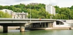 Le pont Clemenceau Birmingham. 4/4