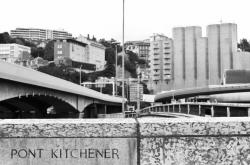 Le pont Kitchener Marchand. 1/4
