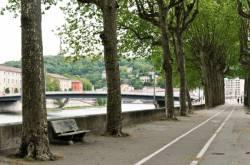 Le pont Général Koenig. 3/4