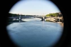 Le pont La Fayette. 4/4