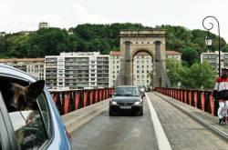 Le pont Masaryk. 3/4