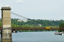 Le pont Masaryk. 4/4