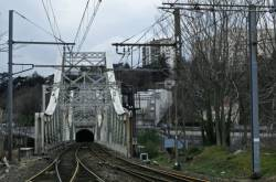 Le pont de la Mulatière. 2/4