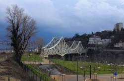 Le pont de la Mulatière. 4/4