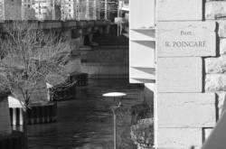 Le pont Raymond Poincaré. 1/6