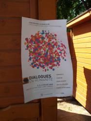 """[Forum """"Dialogues en Humanité"""" (2010)]"""