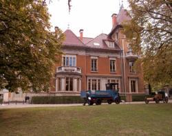 La villa Marius-Berliet