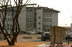 Monument à la mémoire des victimes des camps de concentration