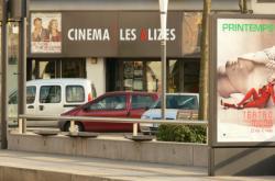 Place Louis-Jouvet : cinéma Les Alizés