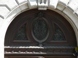 Imposte d'immeuble quai de Serbie