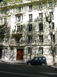 Immeuble d'habitation, 9 avenue Foch