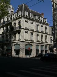 Hôtel particulier, 5 avenue Foch