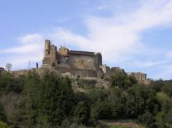 Château de Meyras dit de Ventadour