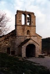 Eglise de Naves en Ardèche