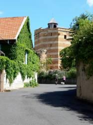 Donjon du château de Trévoux