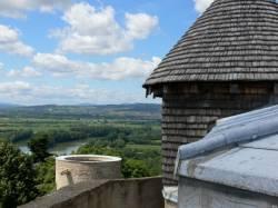 Le château de Trévoux