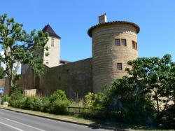 Le château de Saint-Bernard