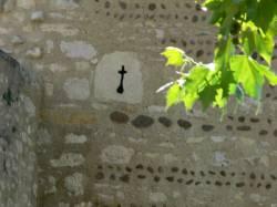 Le château de Saint-Bernard : détail