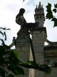 Église Sainte-Blandine : détail