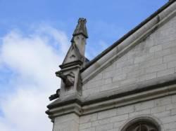 Eglise Sainte-Blandine : détail