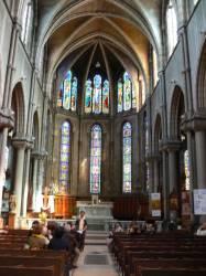Église Sainte-Blandine : choeur