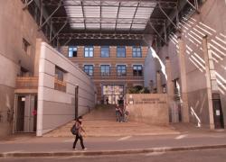 La Manufacture des Tabacs, côté rue Professeur Rollet