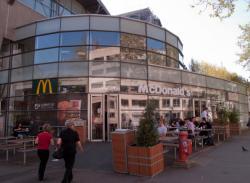 Le McDonald's de la Manufacture des Tabacs