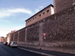 La prison vue de la rue Dugas-Montbel